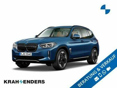gebraucht BMW iX3 Impressive AHK Navi LED Head Up Harman Kardon