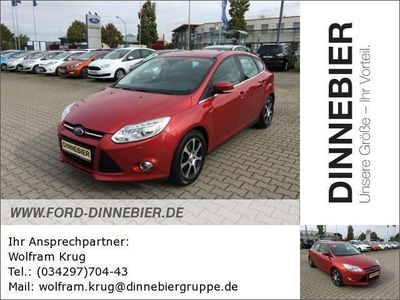 gebraucht Ford Focus Titanium Gebrauchtwagen, bei Autohaus Dinnebier GmbH