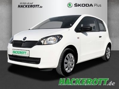 usado Skoda Citigo Cool Edition 1.0 Klimaautomatik CD MP3 Seitenairb. Radio