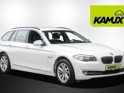 gebraucht BMW 520 d Steptronic +Bi-Xenon +Navi +PDC +SHZ +ACC
