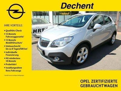 "gebraucht Opel Mokka Edition 1.4T,Kamera,Sitzhz,AGR,PP,18""Alu"
