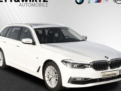 käytetty BMW 530 i Touring Luxury Line Panorama LED Navi HUD