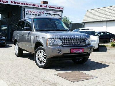 gebraucht Land Rover Range Rover 3.6 TDV8 Vogue*Leder beige*Navi*AHK*