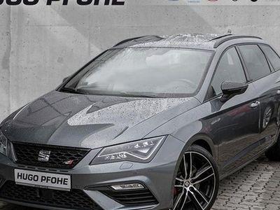 gebraucht Seat Leon ST Cupra 300 4Drive DSG Navigation / Schiebedach