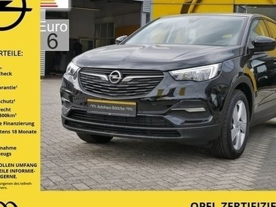 gebraucht Opel Grandland X 1.6 Edition SHZ INTELLILINK LED EU6