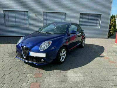 gebraucht Alfa Romeo MiTo 1.4 - blau - Herstellergarantie!
