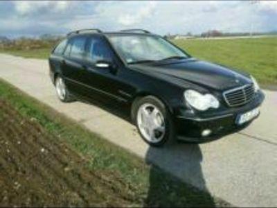 gebraucht Mercedes C32 AMG Amg w203 354ps Tüv Tausch