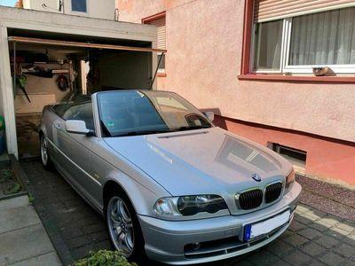 gebraucht BMW 323 Cabriolet Ci LPG