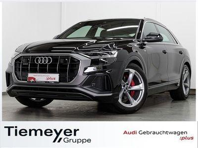 gebraucht Audi Q8 50 TDI Q S LINE KONTURSITZE BuO LM21