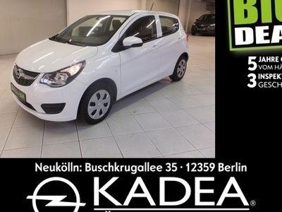gebraucht Opel Karl 1,0 Klimaanlage,Tempomat,Fensterheber