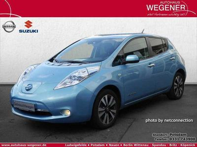 gebraucht Nissan Leaf Acenta LED-SCHEINWERFER