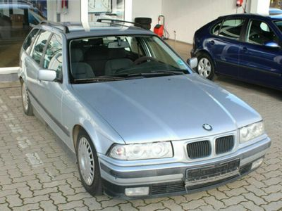gebraucht BMW 316 i touring Comfort Edition