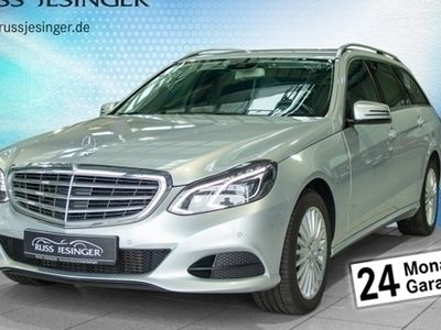 gebraucht Mercedes E250 BlueTEC 4MATIC *Automatik*Comand*LED*