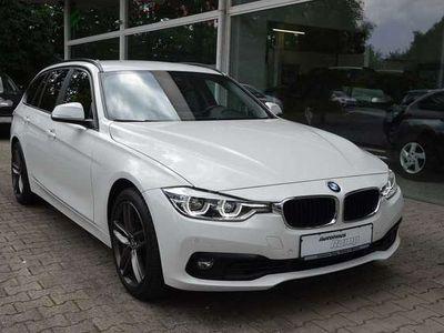 gebraucht BMW 320 i Touring Autom. Nav./LED (Gebrauchtwagen) bei Autohaus Rump