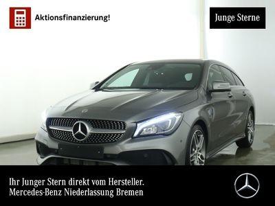 gebraucht Mercedes CLA200 Shooting Brake AMG LED Keyl-GO Navi Laderaump Sitzh