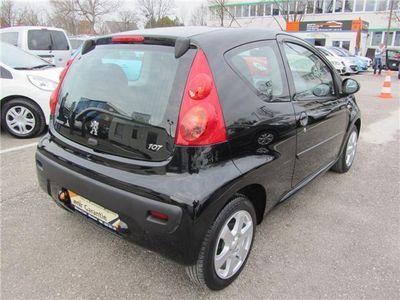 gebraucht Peugeot 107 70 Filou,Klimaanlage