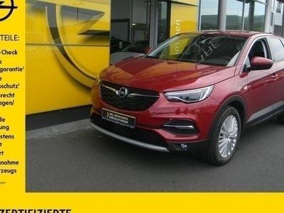 gebraucht Opel Grandland X Innovation*Ultimo* Voll-LED Navi SitzHeiz LM18
