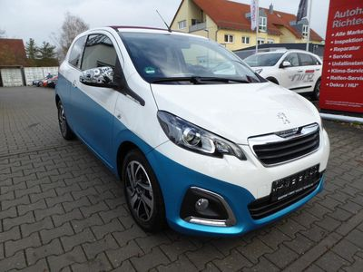 gebraucht Peugeot 82 PureTechTop Allure