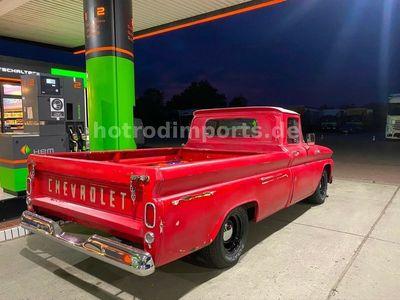 gebraucht Chevrolet C10 Pickup Longbed Patina neuer Tüv+H ! als SUV/Geländewagen/Pickup in Bad Berka