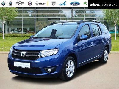 gebraucht Dacia Logan Prestige TCe 90 ABS SERVO Wegfahrsperre Prestige