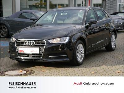 gebraucht Audi A3 Sportback g-tron Ambiente 1.4 TFSI g-tron 81 kW (110 PS) S tronic