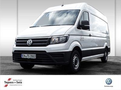 gebraucht VW Crafter 35 HD 2.0l TDI EU6 Kasten Klima AHK Radio Holzboden