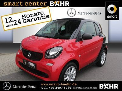 gebraucht Smart ForTwo Electric Drive passion/Cool&Audio/LMR-15