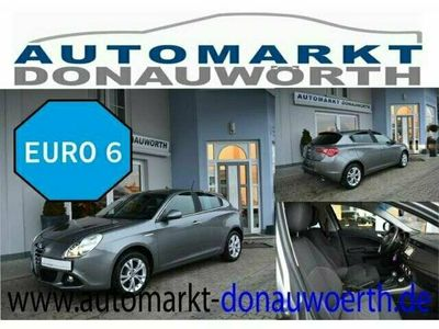 gebraucht Alfa Romeo Giulietta 2.0 JTDM 16V TCT Turismo Navi PDC Sitz
