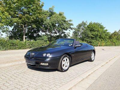 gebraucht Alfa Romeo Spider CABRIO SPORT 2.0 KLIMA TÜV&ZAHNRIEMEN NEU