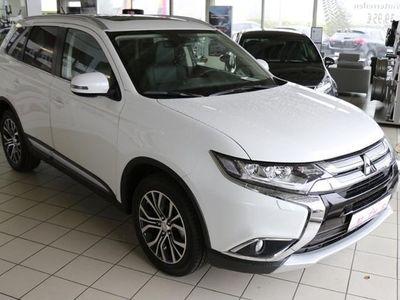 gebraucht Mitsubishi Outlander SUV-Star+ 2,2 Diesel...