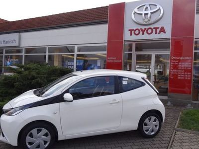 gebraucht Toyota Aygo x-play ++Klimaanlage++