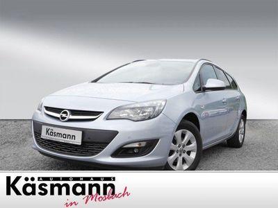 gebraucht Opel Astra Sports Tourer 1.4 Style Navi*PDC*Sitzhz