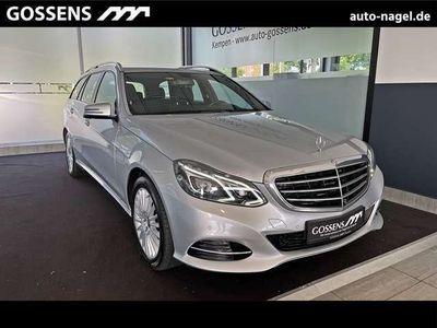 gebraucht Mercedes E350 E350 BT T Elegance +COMAND+LED+Standheizung+