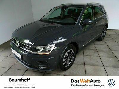gebraucht VW Tiguan 1.5 TSI UNITED / NAVI+AHK+STANDHZG -