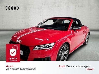 gebraucht Audi TT Roadster S TFSI qu. Navi+/BlackOptik/Kopfrhzg/S-Sitze
