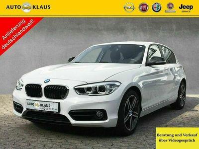 gebraucht BMW 120 1er - i Sport Line Einparkhilfe
