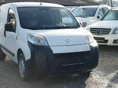 gebraucht Citroën Nemo Basis Klima LKW Zulassung