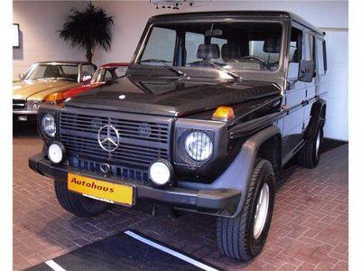 gebraucht Mercedes G230 GE aus 1er Hand *Top Zustand*