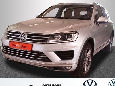 gebraucht VW Touareg 3.0 V6 TDI BMT, Geländewagen Exclusive A