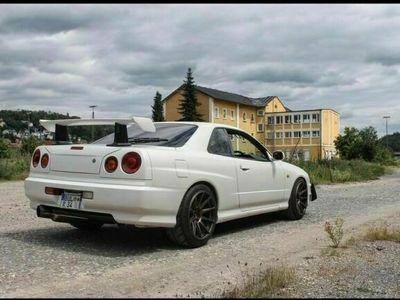 gebraucht Nissan Skyline R34 GTT, TÜV NEU, Motor neuwertig!