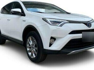 gebraucht Toyota RAV4 RAV 4Executive Hybrid 2.5 VVT-i*MEMORY*KLIMAAUTO*