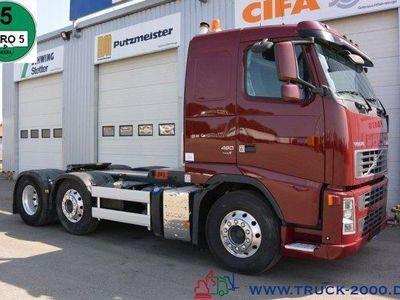 gebraucht Volvo 480 FH13 6x2 Kran Vorbereitung Vorlauf Lift-Lenk