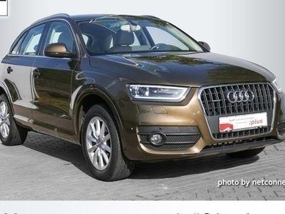 gebraucht Audi Q3 2.0 TDI quattro Xenon Navi GRA SHZ NAVI