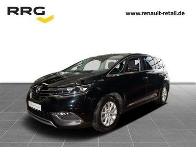 second-hand Renault Espace V 1.6 dCi 130 LIFE EURO 6, Navi, Sitzheiz