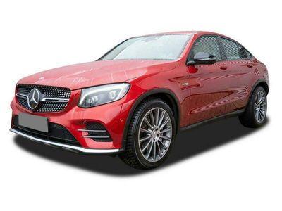 gebraucht Mercedes GLC43 AMG GLC 43 AMGAMG 4M Coupe AHK Standhz. Distronic+ 360°