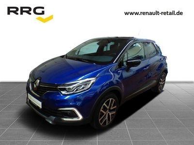 gebraucht Renault Captur TCe 150 EDC Version S Automatik + wenig k