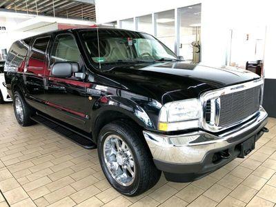 gebraucht Ford Excursion 5.4 L V8 *VIP-AUSST+BAR+TV+KAM+2xKLIMA