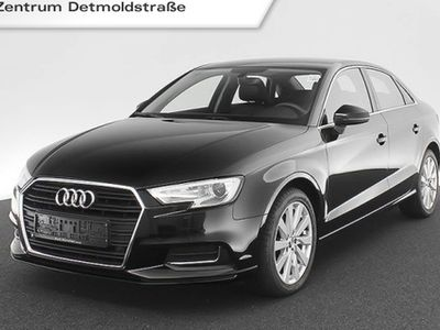 "gebraucht Audi A3 Limousine Design 2.0 TDI Navi Xenon Teilleder PDCplus 17"" 6-Gang"