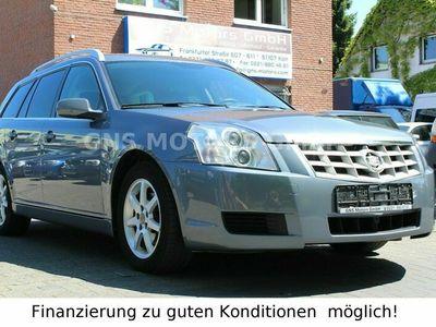 gebraucht Cadillac BLS Sport Luxury AUTOMATIK/LEDER/NAVI/EFH/AHK