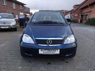 gebraucht Mercedes A140 A 140CLASSIC/ lamellenschiebedach/AHK